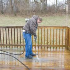 Main Line Power Washing - Harnessing the Power of Water Pressure and Chemicals to Clean Up