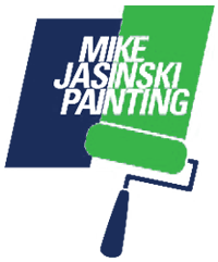 Mike Jasinski Painting Logo
