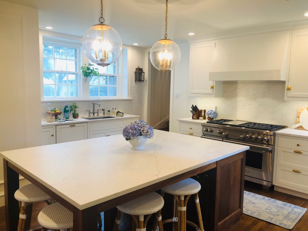 Sophisticated Kitchen Update in Ardmore, PA