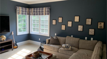 Whole House Interior Painting in Gladwyne, PA